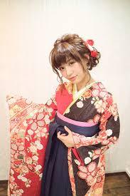 卒業式が待ちきれない袴やワンピースに似合う編み込み 髪型