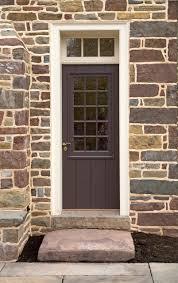 front door with windowStunning Exterior Door With Window Ideas  Amazing Design Ideas