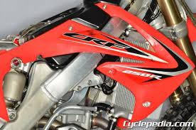 crf250r honda 2010 2013 motorcycle service manual cyclepedia 2010 2011 2012 2013 crf250r honda online service manual repair maintenance