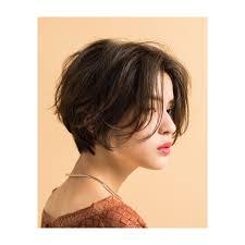2018年秋冬人気トレンド前髪長めショートヘア 美容室カキモト