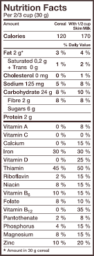 honey bunches of oats with almonds nutrition facts