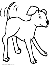 Small Picture great cat and dog coloring pages book design for kids happy dog