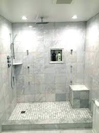 big shower tile walk in ideas medium size of bathroom