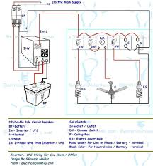 diagrams basic electrical wiring diagram for home run free Electrical Outlet Installation Diagram at Electrical Wiring Diagram For House Outlet Terminals