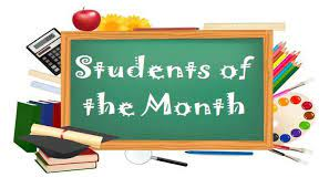 Trenton Middle School announces Students of the Month