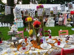 Alice In Wonderland Decorations Alice In Wonderland Party Decorations Uk New Themes For Parties