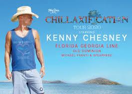 Kenny Chesney Gillette 2018 Seating Chart Kenny Chesney U S Bank Stadium
