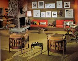 1970s interior design. Home Interior: Sizable 70s Living Room Furniture Valuable Lovely Decoration Style From 1970s Interior Design