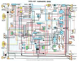thesamba com karmann ghia wiring diagrams vehicle wiring diagrams for remote starts at Automotive Wiring Schematics