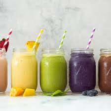 5 high protein fruit smoothie recipes