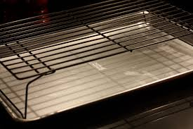 cookie sheet with cooling rack checkered chef cooling rack baking stainless steel oven and
