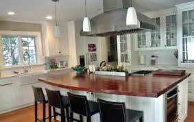 kitchen island countertop custom wood kitchen island tops butcher blocks and kitchen island countertop overhang support