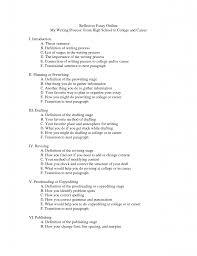 reflective essay ideas toreto co high school reflective essay   essay thesis statement analytical essay narrative essay examples for reflective essay ideas