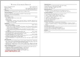 Two Page Resume Top Result 2 Page Resume Template Elegant Two Page Resumes Best
