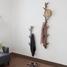 10 Hook Coat Rack European Style 1000 1000 100 Hooks Solid Wood Bedroom Coatrack Creative 23
