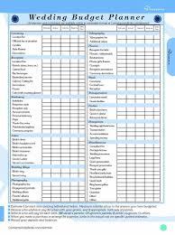 Best Wedding Budget Spreadsheet Excel Online Of Planning