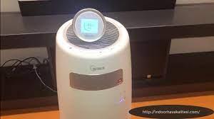 Winix Hava Temizleyici, Hava Kirliliğini Silip Süpürüyor! - YouTube