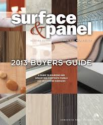 Surface And Panel Spring 2013 By Bedford Falls