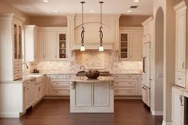 Remodeled Kitchens With White Cabinets Custom Design Ideas