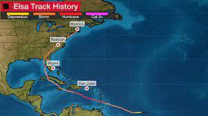 Hurricane Elsa Recap