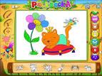 Игры рисовалки и раскраски для детей 54