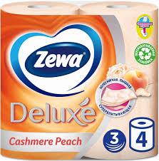 <b>Туалетная бумага Zewa Deluxe</b> 3сл с ароматом ... - купить с ...