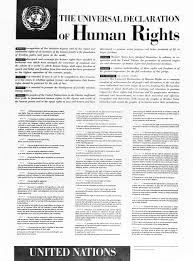 universal declaration of human rights  the universal declaration of human rights 10 1948 jpg