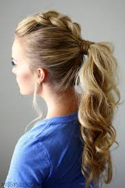 Cute Ponytail Hairstyles 41 Wonderful Pony Up Creative Ponytail Hairstyles Cowgirl Magazine