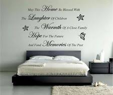 Quotes wall stickers Wall Art Quotes Home Decor eBay 48