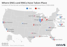 Milwaukee Die Chart Chart Democrats Pick Milwaukee For 2020 National Convention