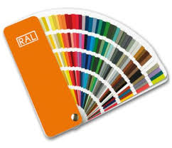 Ral Swatch Brochure In 2019 Ral Color Chart Ral Colours