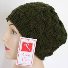 Chemo Cap Knitting Pattern Best Patterns Knots Of Love