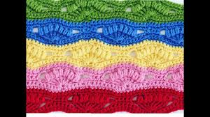 Wave Crochet Pattern