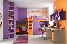 Alluring Kids Bed With Stairs Table brushandpalette