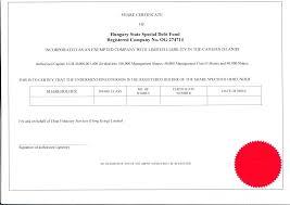 Template Share Certificate Share Certificate Template Word Free Corporate Stock Certificates