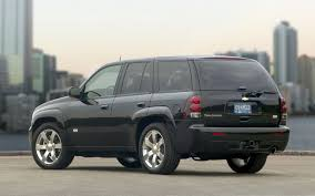 2006-2007 Chevrolet Trailblazer, GMC Envoy Recalled for Electrical ...