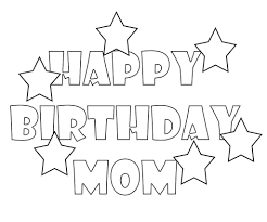 The free, printable birthday cards below are perfect are a perfect way to wish someone a happy birthday. Happy Birthday Coloring Pages Coloring Rocks