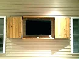 outdoor tv lift cabinet diy ideas about cabinets on decorating build outdoo outdoor tv lift cabinet