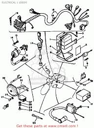 Yamaha Ignition Switch Wiring Diagram