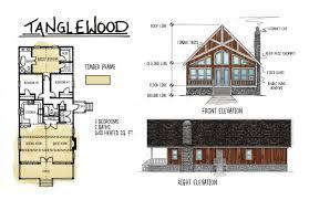 Chamberien II  Log Homes Cabins And Log Home Floor Plans Hearthstone Homes Floor Plans