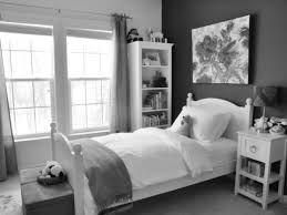 Unique Black And White Bedroom Ideas For Young Adults Inside Decorating