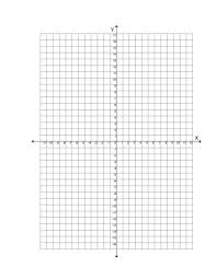 Printable Blank Graph Paper Math Best Photos Of Coordinate Graph Paper Template Printable 24 20
