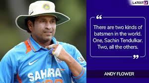 Sachin Tendulkar Birthday Special 10 Memorable Quotes On The Master