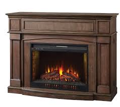marlene 56 inch infrared electric fireplace mantel the