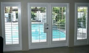 french door inserts french door window blinds best window blinds french doors all about house design