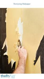 removing wallpaper thriftyfun