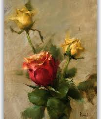vitalwalls sunflowers oil painting by david riedel premium canvas art print