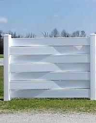 vinyl fence panels. ONE PVC 6\u0027 X 4\u0027 Vinyl Basket Weave Fence Panel/Section With Vinyl Fence Panels E
