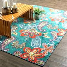 amusing teal and orange area rugs burnt orange and green area rugs s0297667