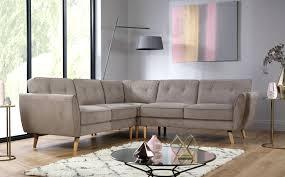 corner furniture for living room. Living Room Corner Furniture Beige Fabric Sofa Television Cabinet . For